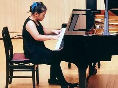 富田望生 ピアノ