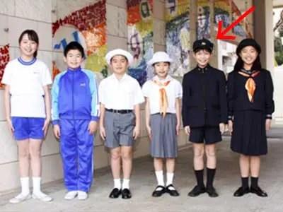 武蔵野東学園小学校 制服参考画像