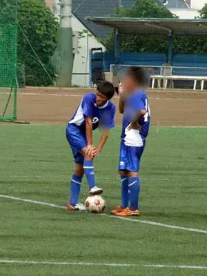 石橋遼大 高校時代 サッカー
