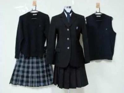 札幌市立清田高等学校 制服参考画像