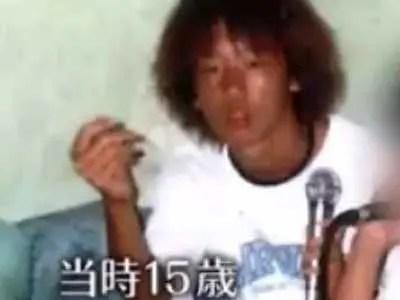 小宮浩信 中学生時代 3年生