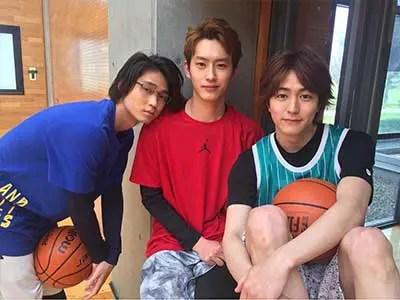 稲葉友 バスケットボール