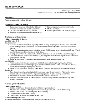 91b Resume Examples Resume Examples