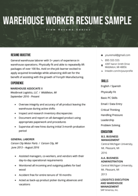 Truck Driver Resume Sample and Tips  Resume Genius