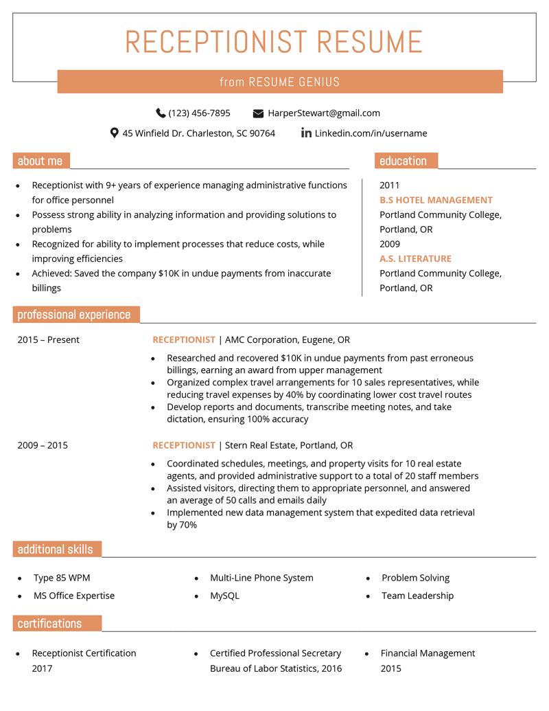 app resume genius
