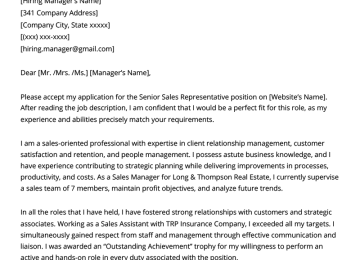 Team Leader Cover Letter Sample   Professional Guest Services ...