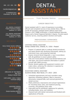 EntryLevel Nurse Resume Sample  Resume Genius
