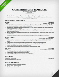 resume skills and abilities resume sample