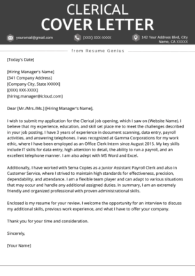 94 Sample Of Cover Letters For Customer Service Cover