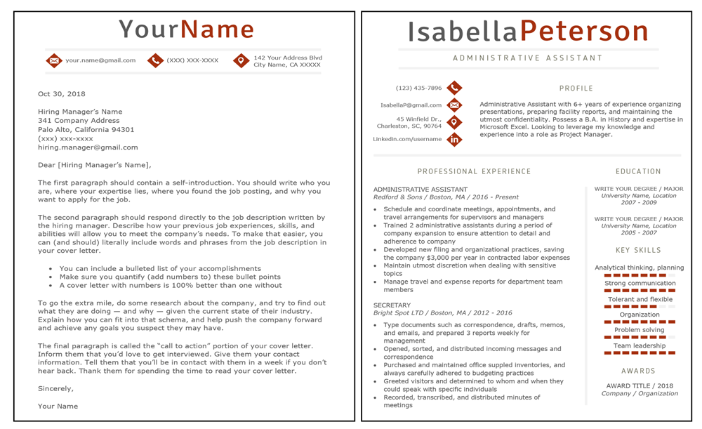 How to Write a Great Cover Letter  StepbyStep  Resume Genius
