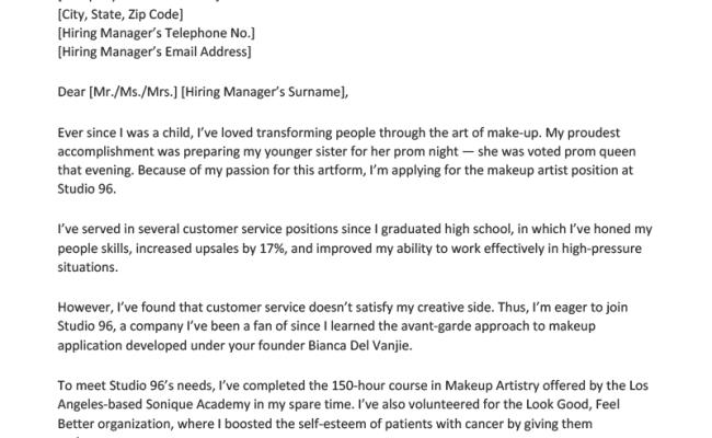 Career Change Cover Lettersimple Cover Letter Application Letter Sample Cover Letter For Cute766