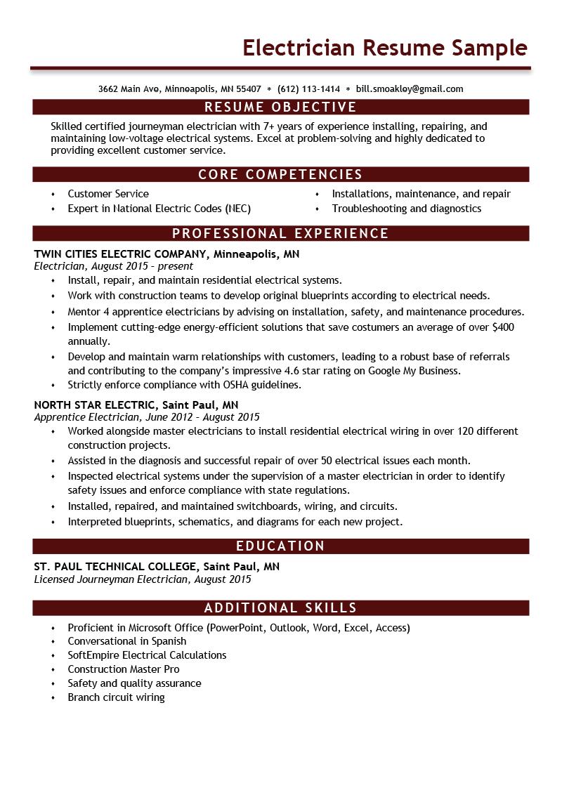 resume templates view