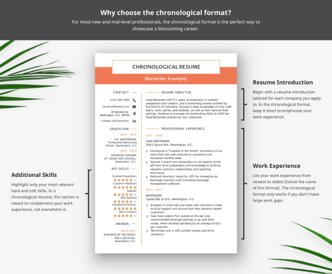 How To Write A Great Resume The