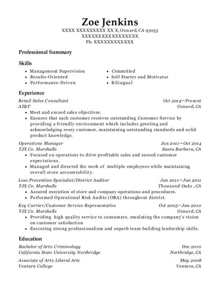 resume consultant gold coast