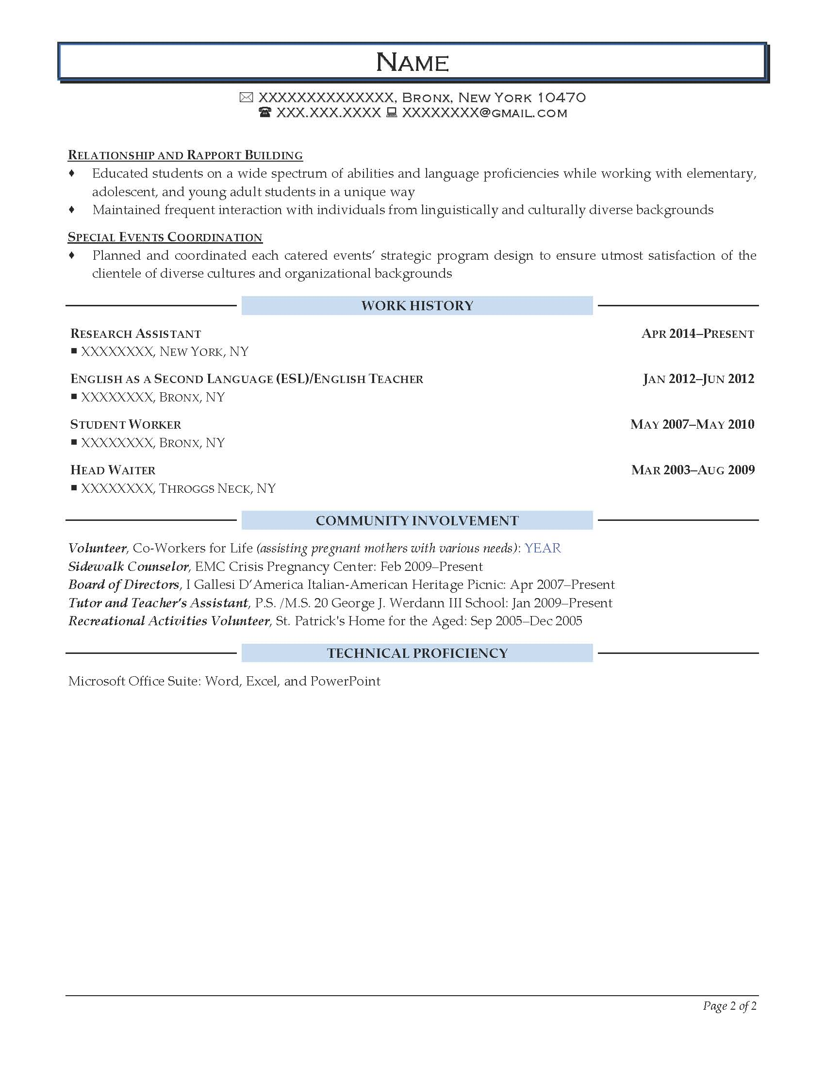 Teaching Resume Samples Entry Level Entry Level Teacher Resume Sarahepps