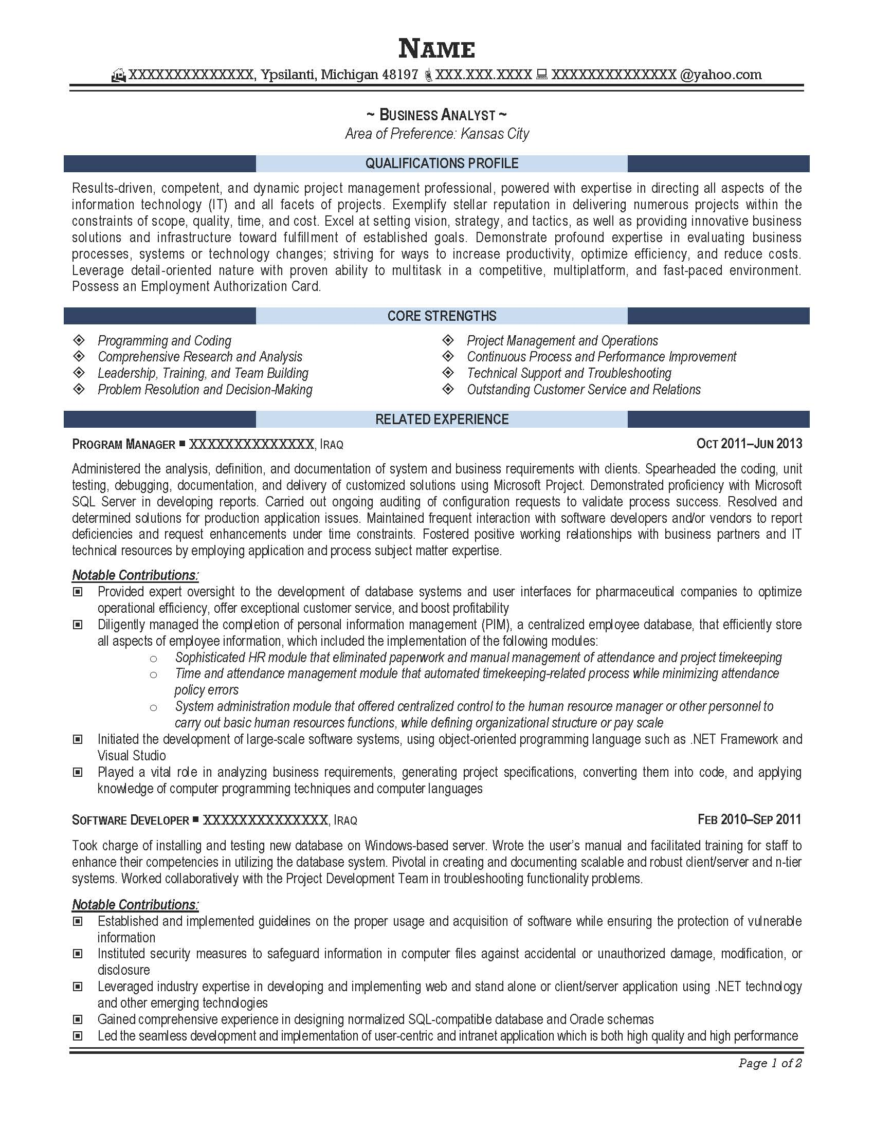 Professional Examples Of Resumes Professional Resume Samples Resume Prime