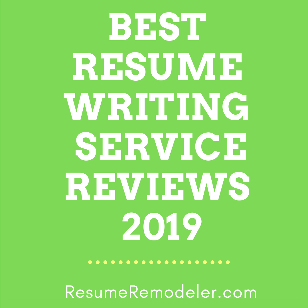 Best Rated Resume Writing Services Best Resume Writing Service 2019 Top Resume Writing Service