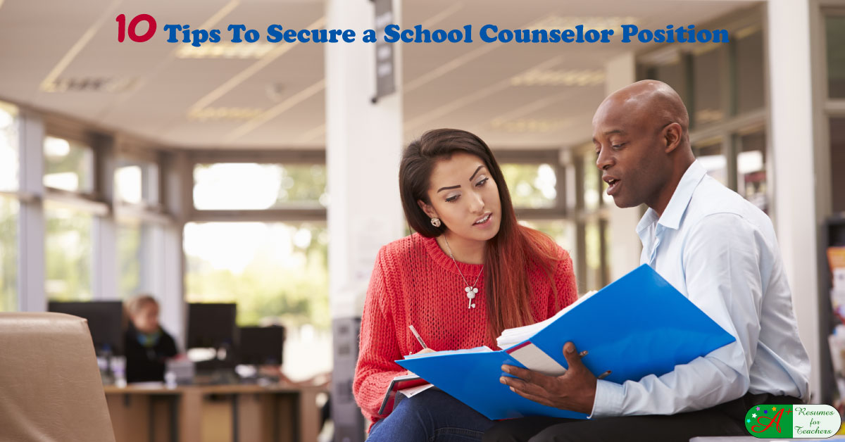interview questions and answers for school counselors