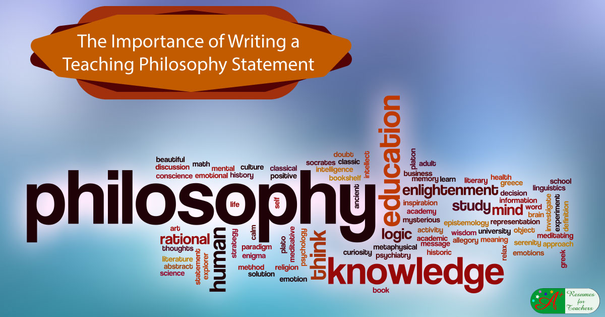 Teaching Philosophy Statement Writing Guide to Communicate
