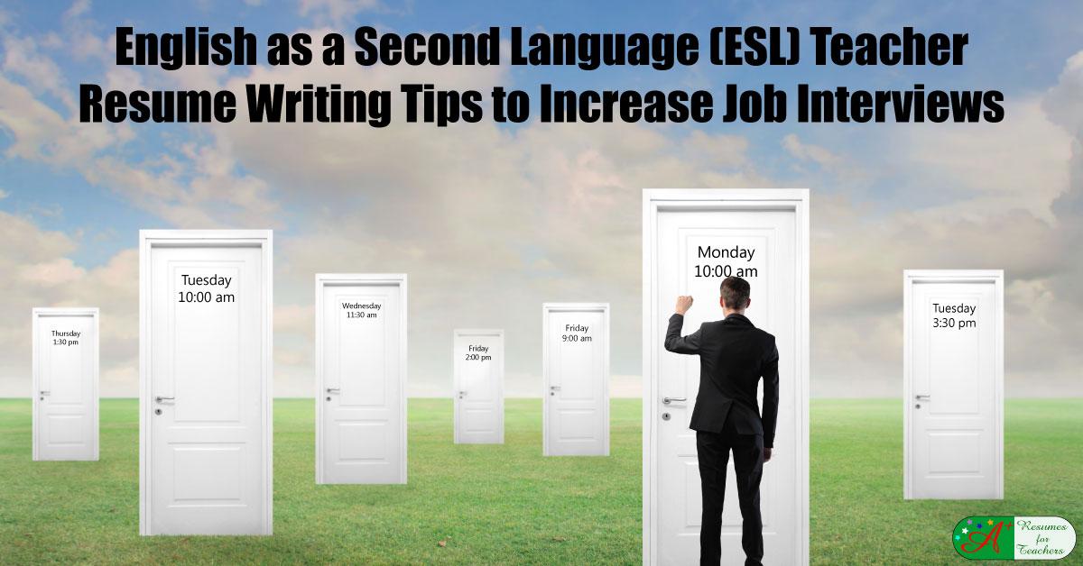 resume in different language
