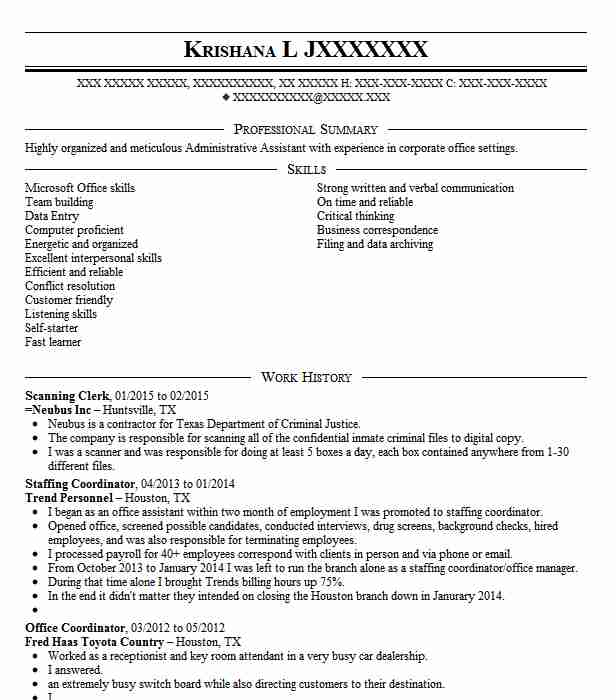 resume job scanner