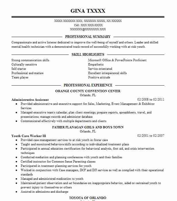 745 Clinical Psychology Resume Examples in Florida   LiveCareer