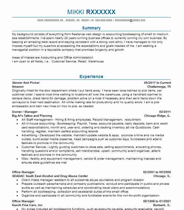 alcohol and drug counselor resume sample