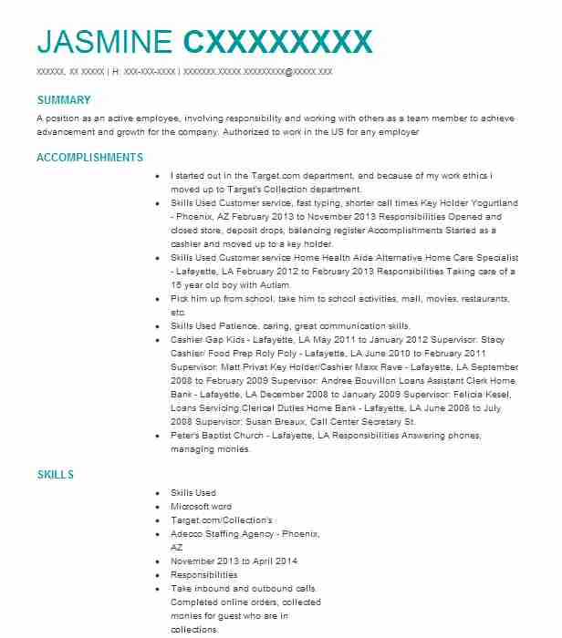 Makeup Artist Resume Objectives Resume Sample  LiveCareer