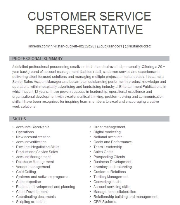 Customer Service/Ticket Agent Resume Example Delta Airlines - Derry. New Hampshire