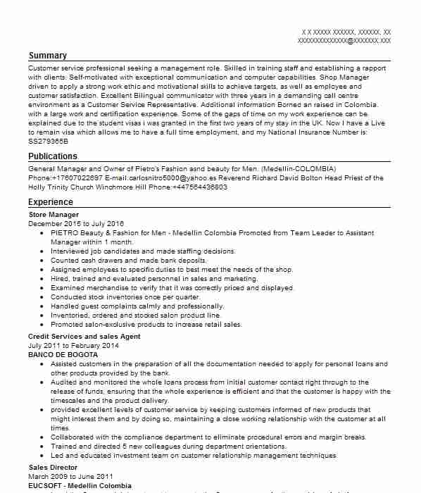 resume services near my location