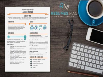 One Page Resume Archives - Resumes Mag | Resume Templates Service
