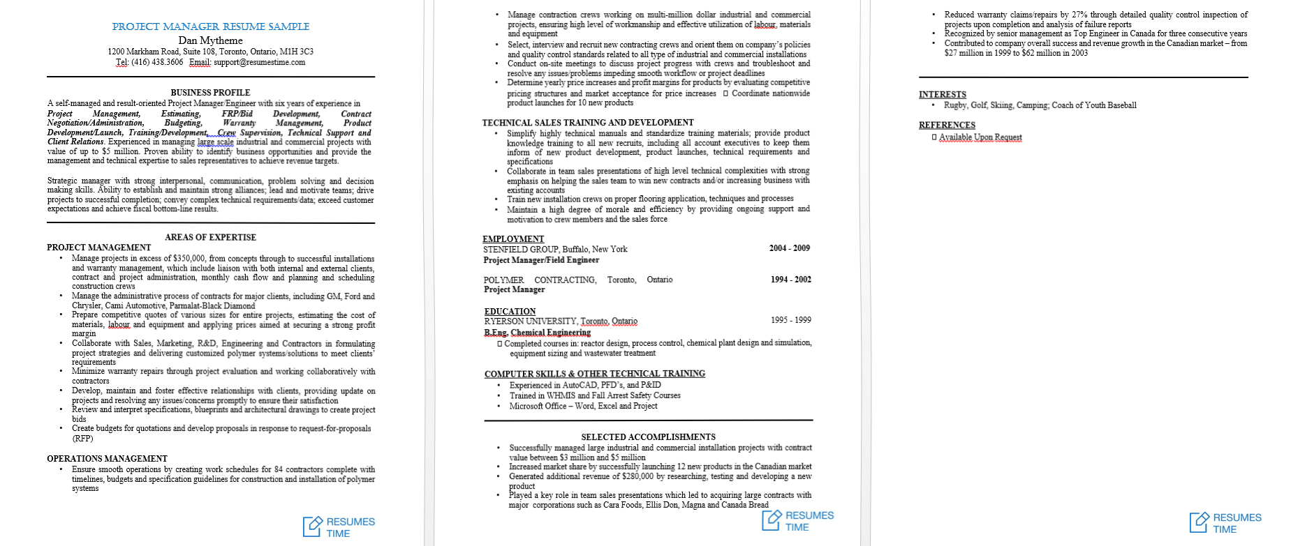 Rugby Coach Cover Letter 100 Free Resume Samples Examples At Resumestime