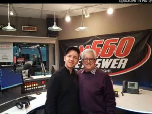 Sheldon Helfgot on AM 560