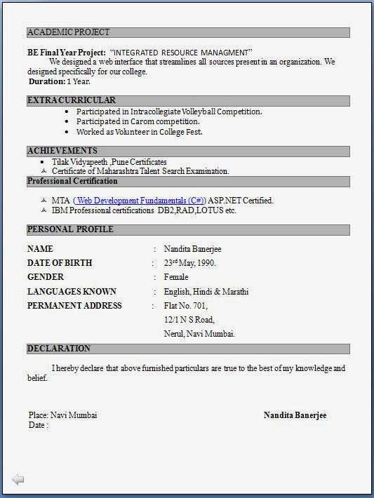 This may seem like a lot of pressure, but getting the right format for a resume is easier than it seems at first. Pdf Create Resume Online Free Pdf Download Economie Pdf Pdfprof Com
