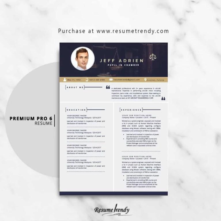 Resume-Template-PremiumPro6-1-2018