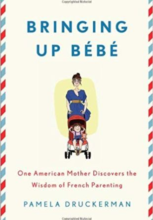 Resumen del libro Como ser una mamá cruasán, bringing up bebe de Pamela Druckerman