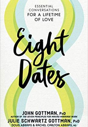 libro resumido de John Gottman, Julie Schwartz Gottman, Doug Abrams, Rachel Carlton Abrams. Ocho citas, Eight dates