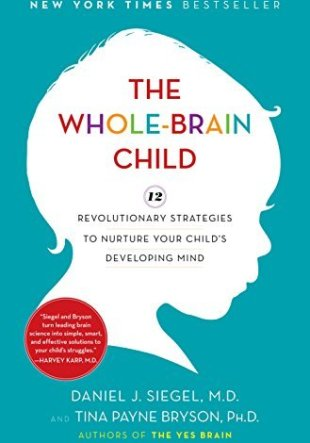Resumen del libro El Cerebro del Niño, The Whole-Brain Child de Daniel J. Siegel y Tina Payne Bryson
