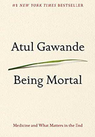 Libro Ser Mortal de Atul Gawande