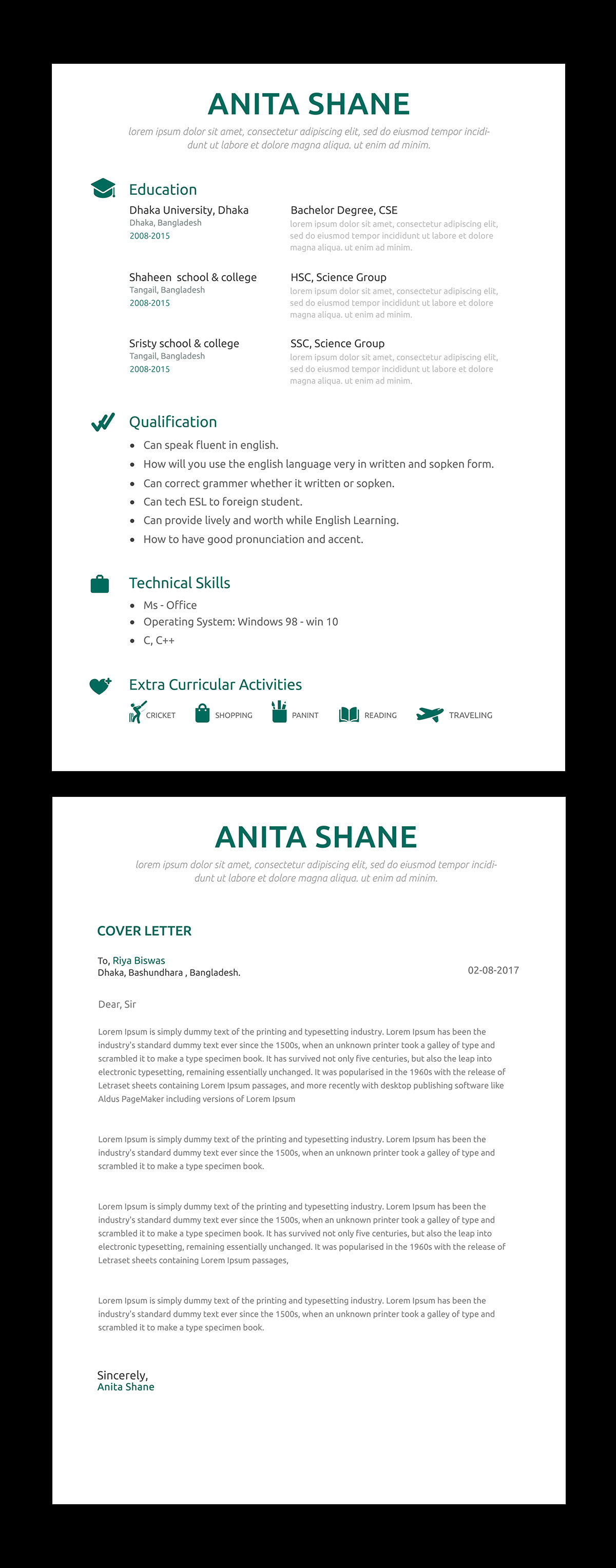Fresher Resume Fresher Resume Template Free Psd Download Resummme