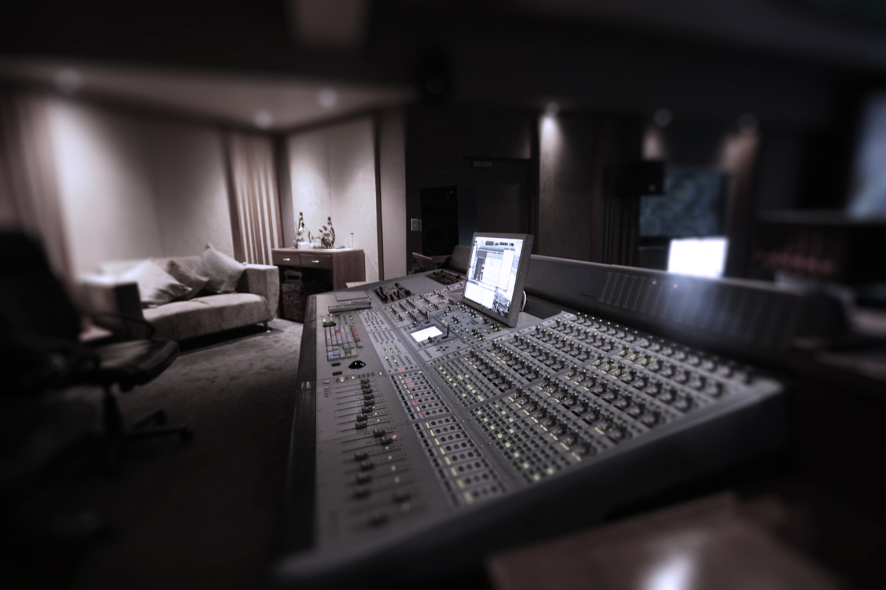 Digidesign  Avid ICON D Control FOR SALE  Resurface