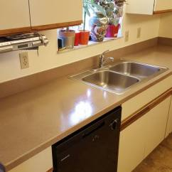 Kitchen Countertop Resurfacing Rooster Rugs For Bathtub Refinishing Project Gallery | Resurface Specialist