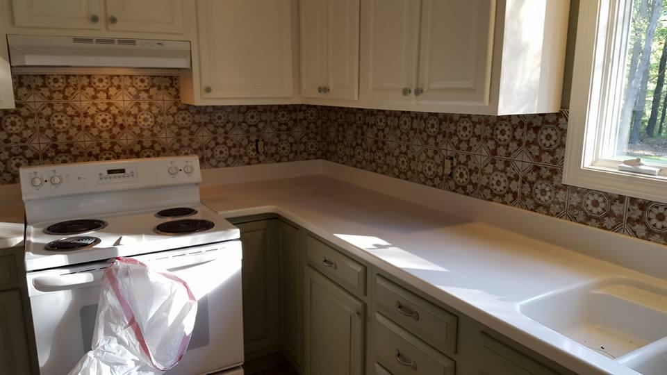 kitchen countertop refinishing ninja system - resurfacing | resurface specialist