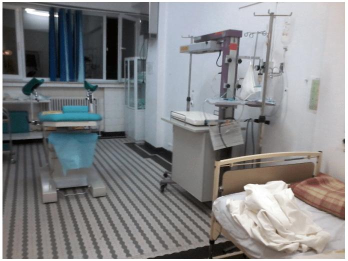 nastere spital