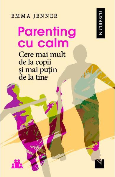 carte parenting cu calm