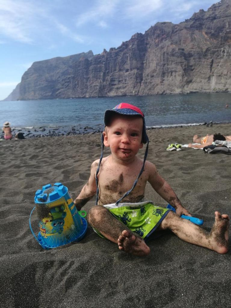 Tenerife cu copii