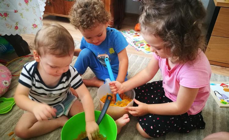 program zilnic pentru copii