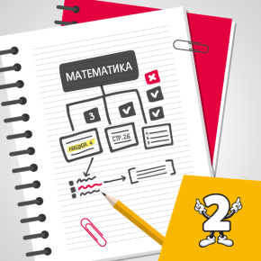 Математика 2 - Мапа на наставни цели