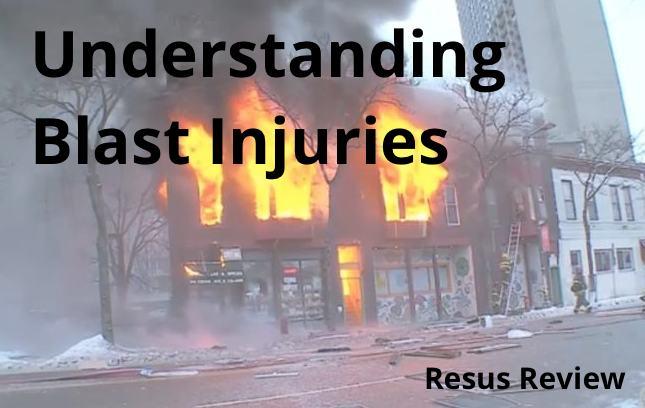 Blast Injuries  Disaster Medicine