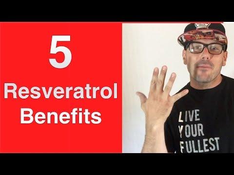 5 Shocking Resveratrol Benefits Uncovered!